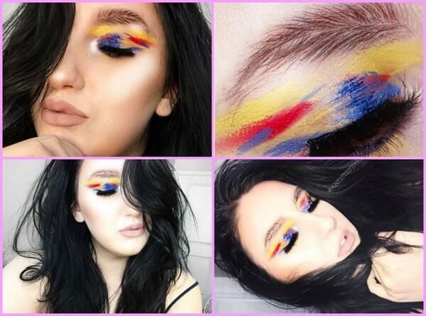 maquilladora Kacy Wilkins