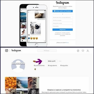 como se instala instagram