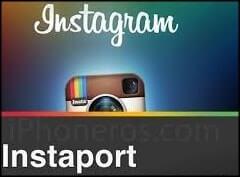 Instaport para descargar imágenes