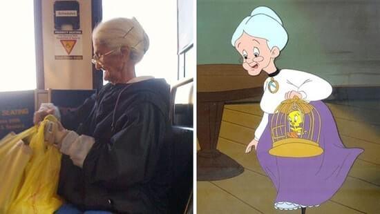 abuela piolín