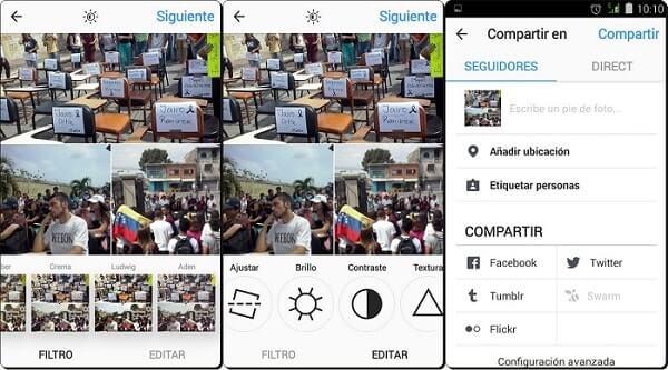 app collage de fotos