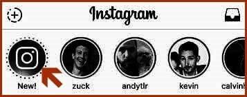 instagram historia