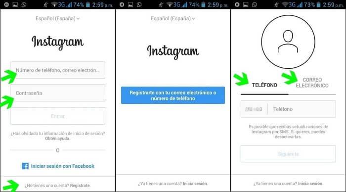 Cómo gestionar varias cuentas en tu Instagram