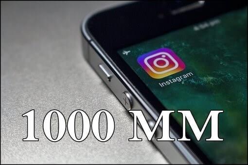 Cuántos usuarios tiene Instagram