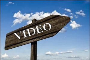 cargar videos