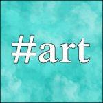 hashtag #art