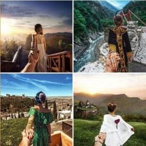 Murad Osmann viajes