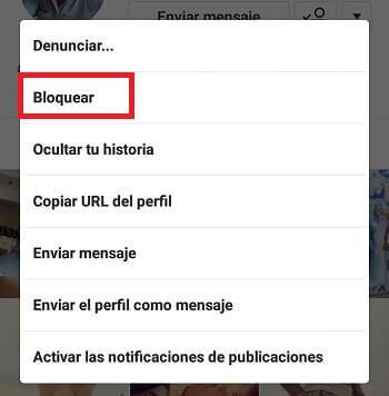 bloquear usuario