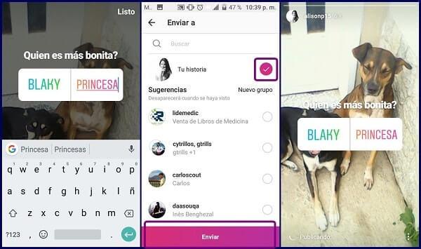 encuesta stories 2