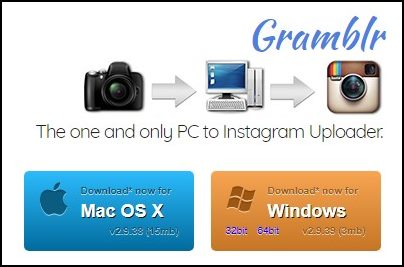 aplicación Gramblr