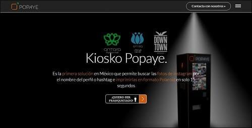 Kiosko Popaye online