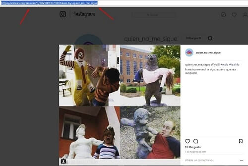 descargar fotos de usuarios de instagram