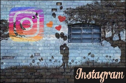 วิธีการจีบบน Instagram