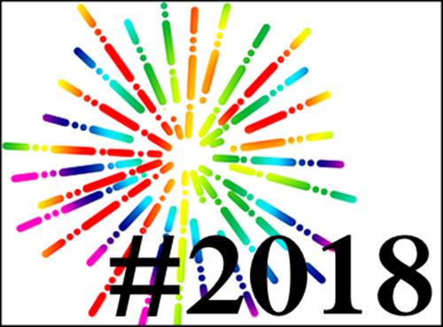 hashtags para 2018