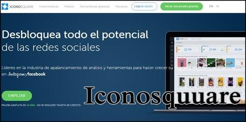 Iconosquare การจัดการโซเชียลมีเดีย