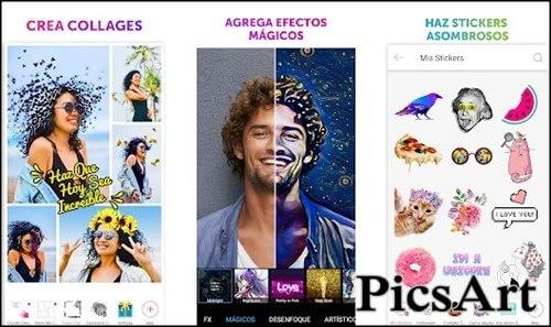 รุ่น PicsArt สำหรับความคิดสร้างสรรค์ของคุณ