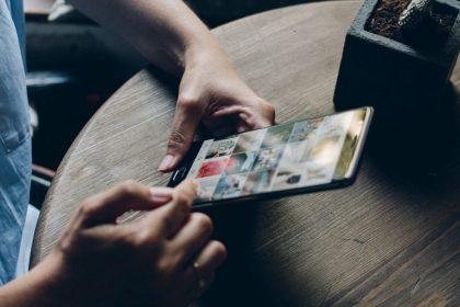 aplicações fotográficas para pequenas empresas