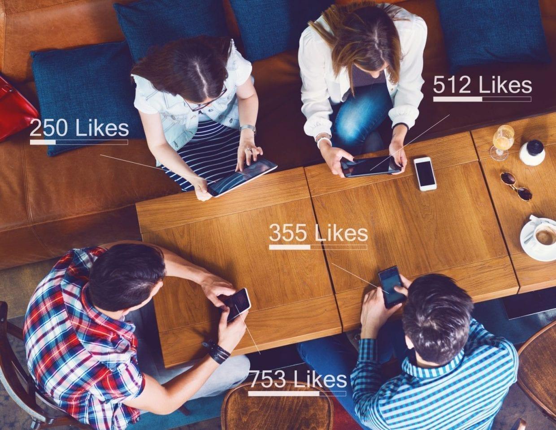 conseguir likes en facebook