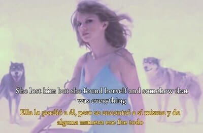 frases de canciones taylor swift