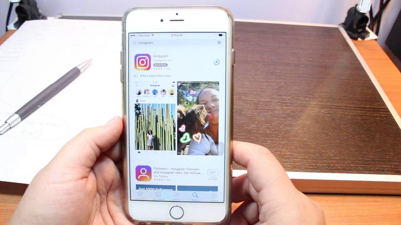 Download Instagram Stories iOS 🥇 Followers Online