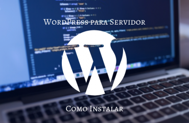 How to install WordPress on server