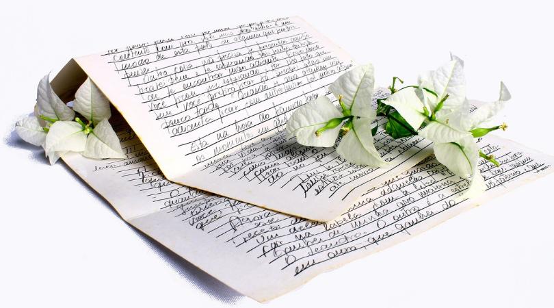La conquista, usa los versos y poemas románticos