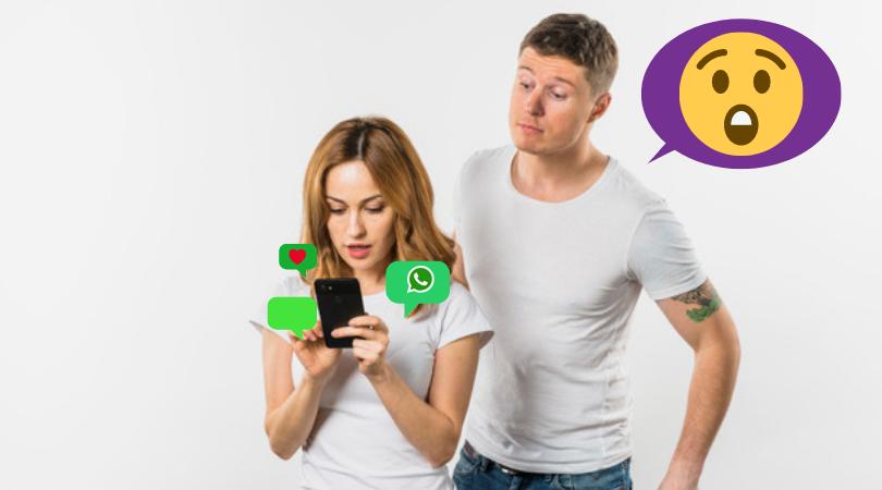 Como saber con quienes más hablan en WhatsApp