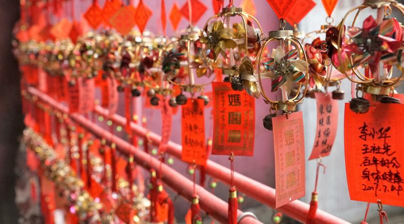 Ideogramas y caracteres chinos