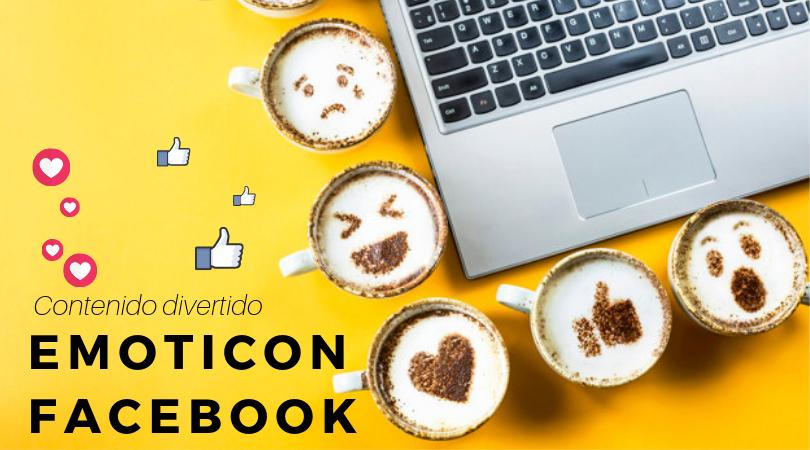 Emoticones en Facebook Crea mensajes divertidos