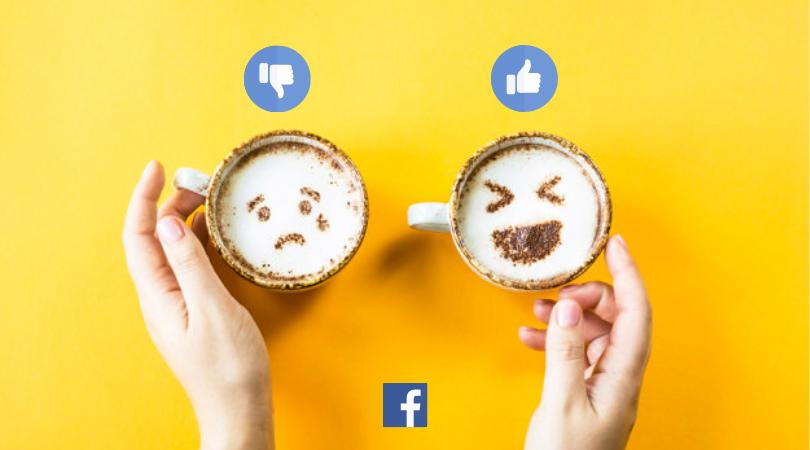 Moelelo oa li-emoticons tse sebelisoang haholo ho Facebook