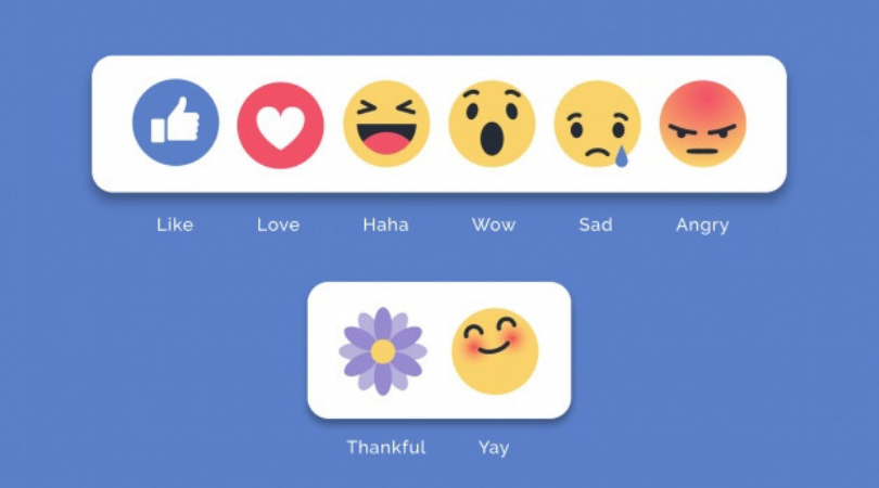 Facebook y los emoticones