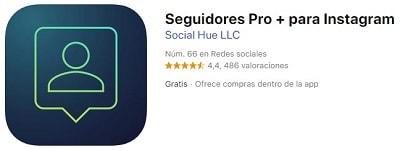 Seguidores Pro + Instagram