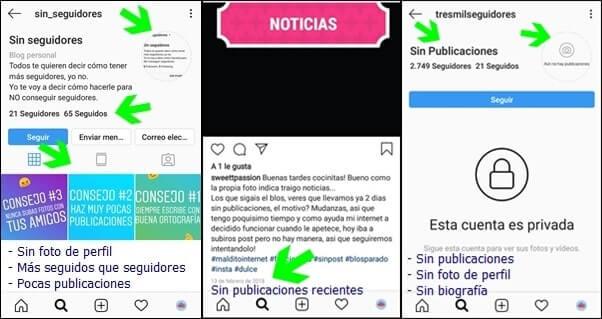 كيفية التعرف على متابعي الأشباح Instagram