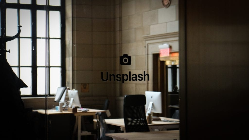 banco de imagenes Unsplash