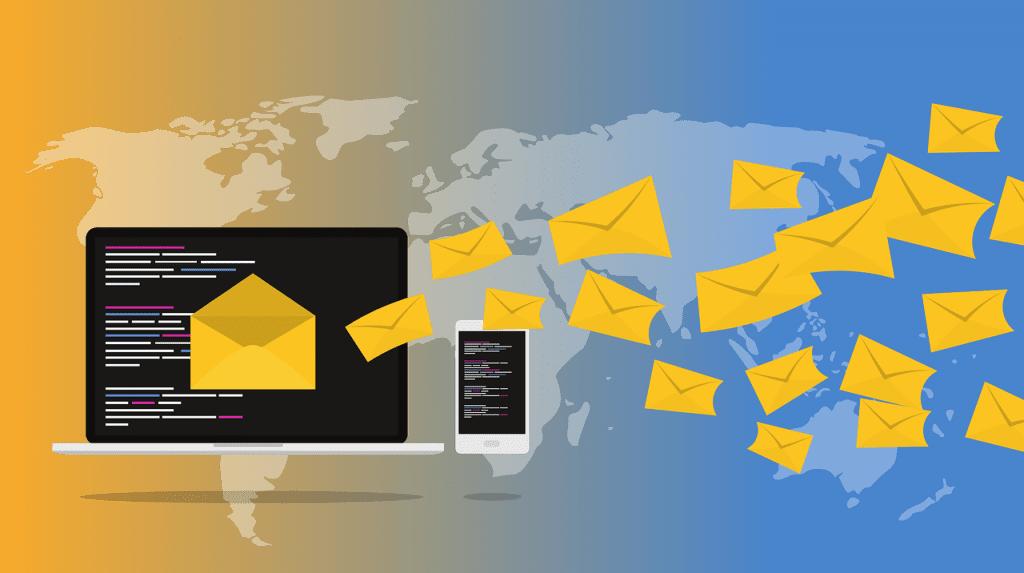 mensaje de gmail