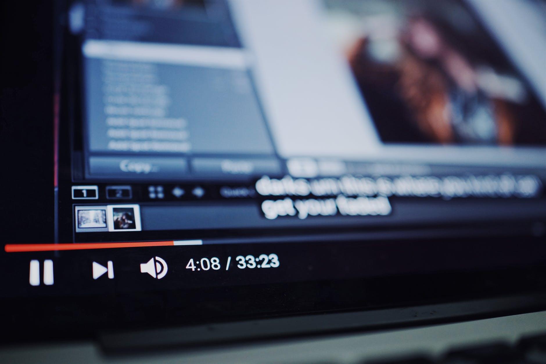 YouTube datovania matice