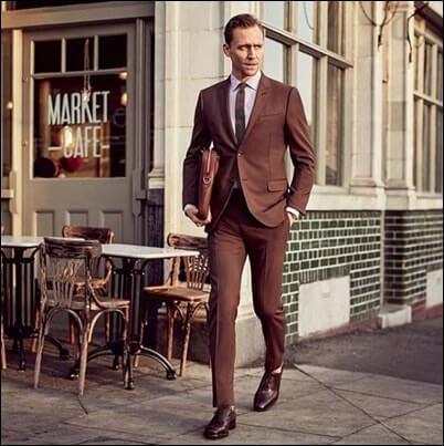 Tom Hiddleston uno de los tios buenos de Instagram
