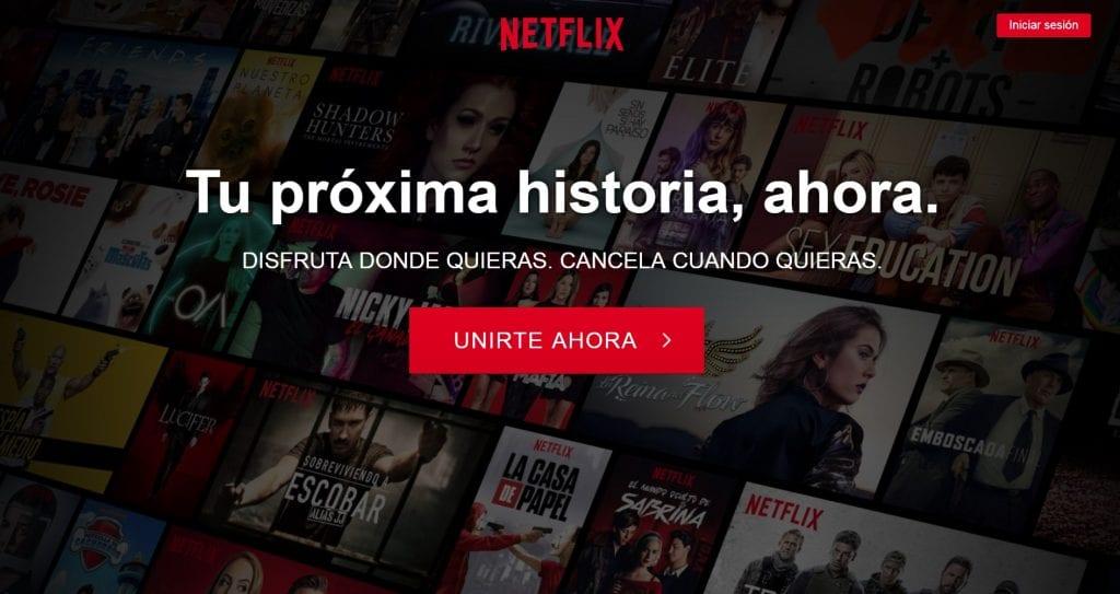 cine online netflix