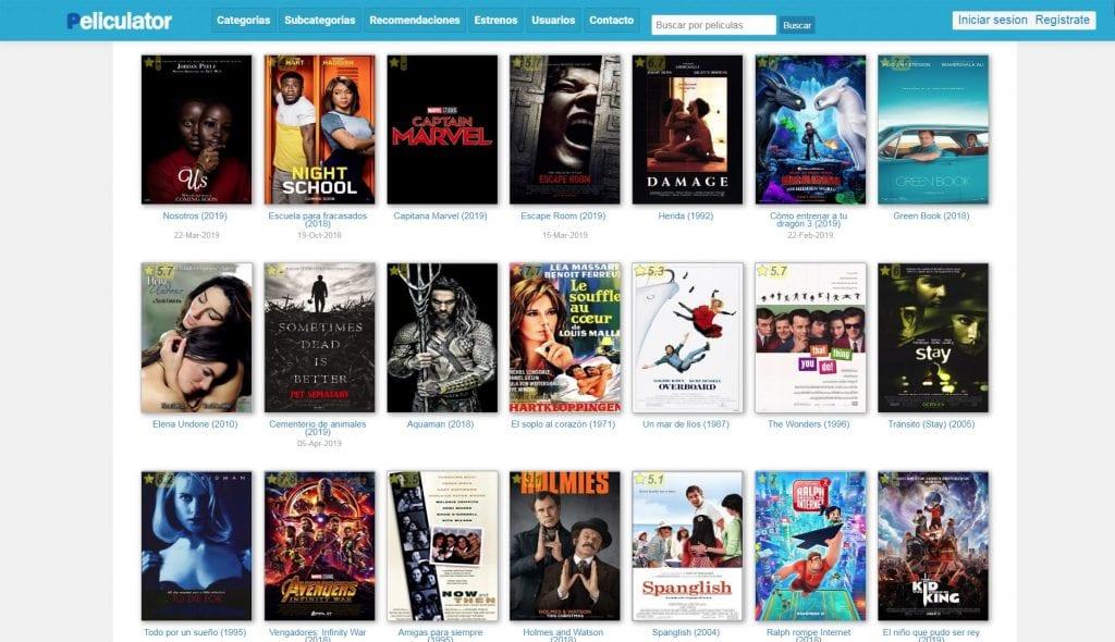 cine online peliculator
