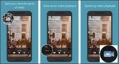 Videos en reversa y camara lenta Instagram