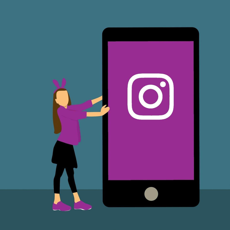 wenn Instagram heute aktiv wird