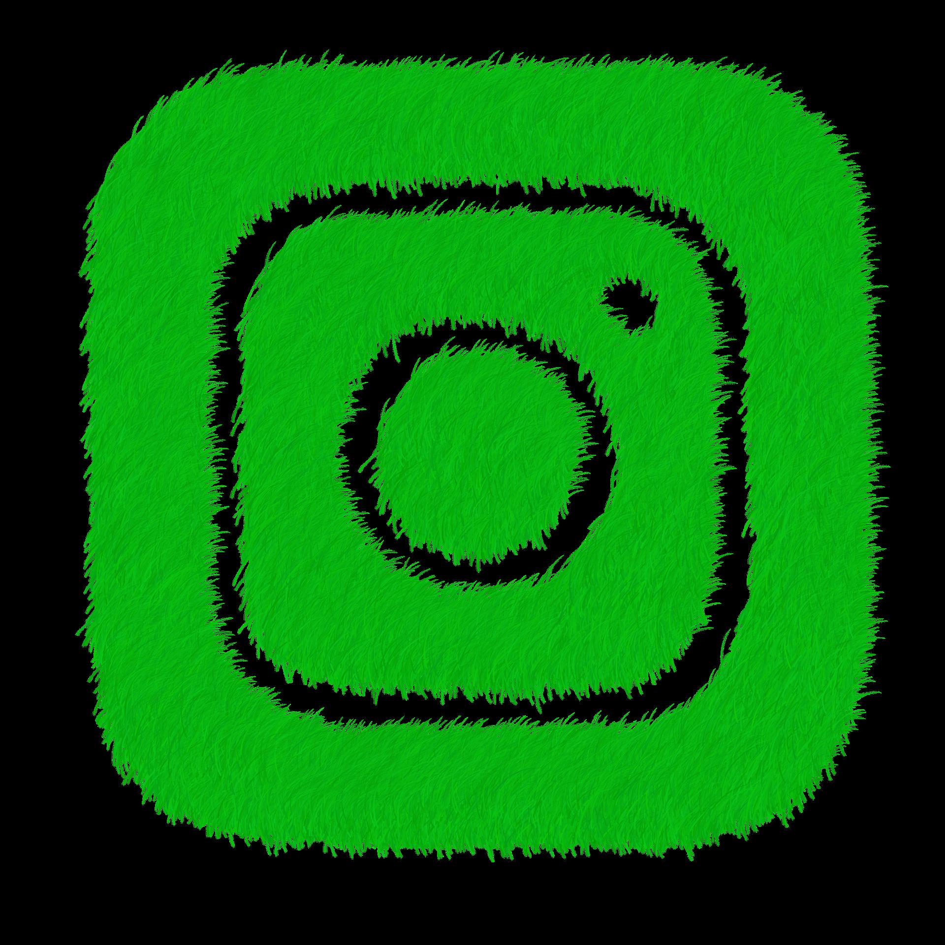 que significa el punto verde en Instagram
