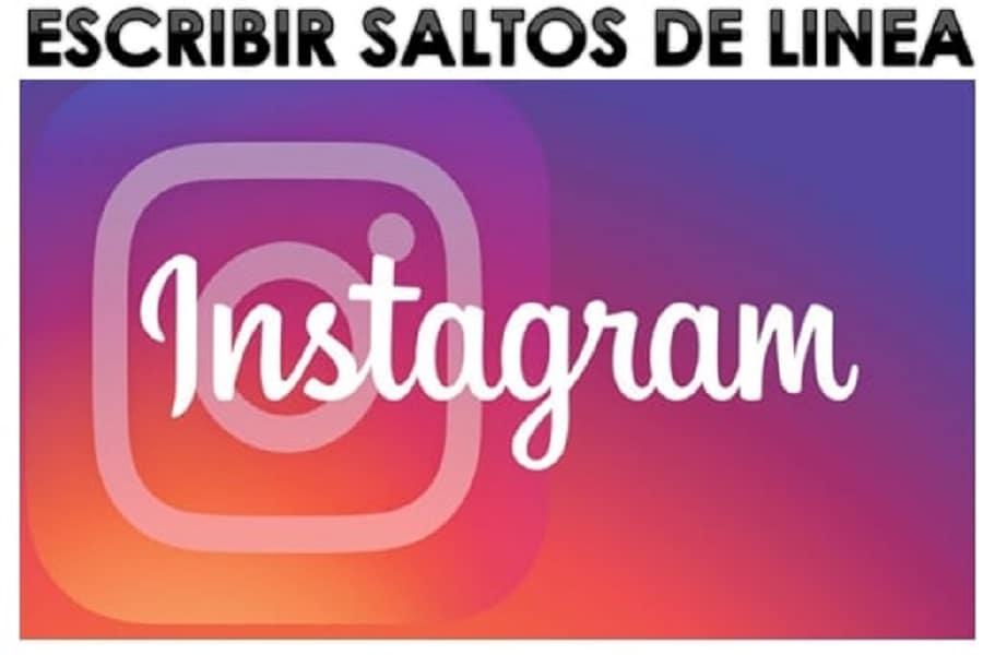 saltos-de-línea-en-instagram