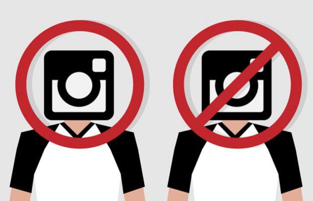 Cómo dar de baja Instagram sin perder sus archivos