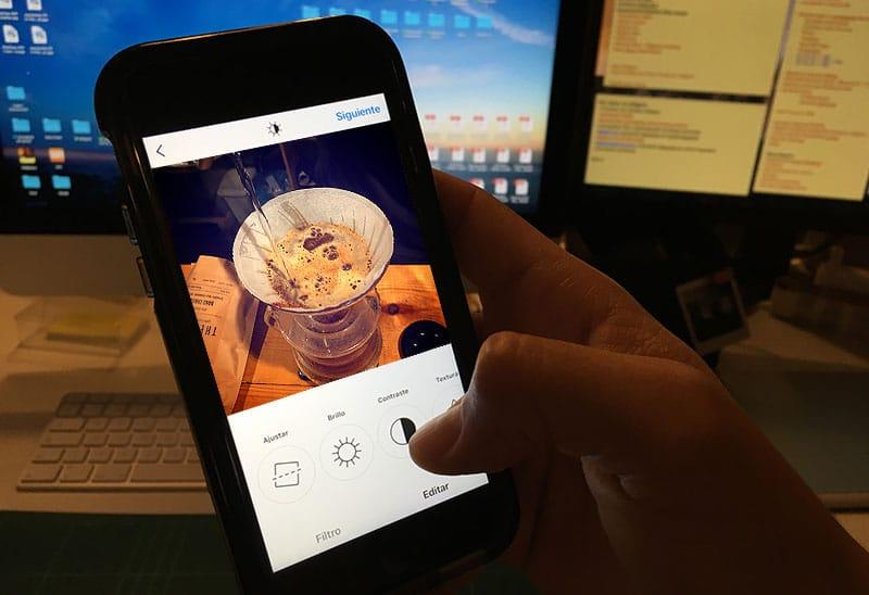 ¿Cómo editar fotos en Instagram para un contenido ideal?