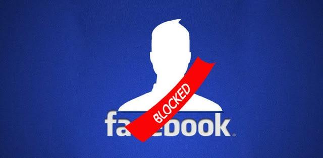 ¿Cómo saber quién te ha bloqueado en Facebook?